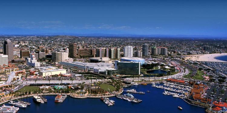 Clima de Long Beach CA