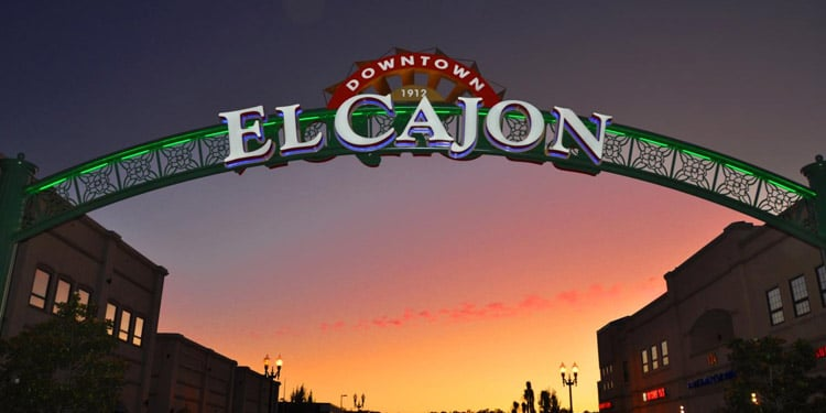 Entretenimiento y cosas que hacer en El Cajon