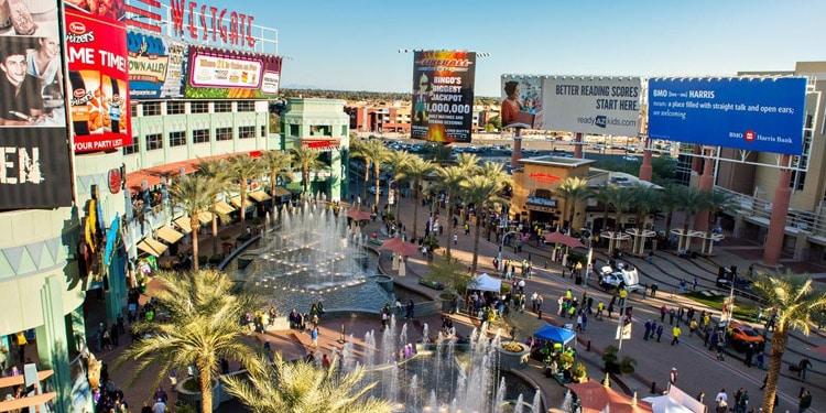 Entretenimiento y cosas que hacer en Glendale arizona
