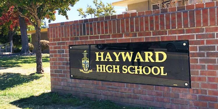 Escuelas y universidades en Hayward CA