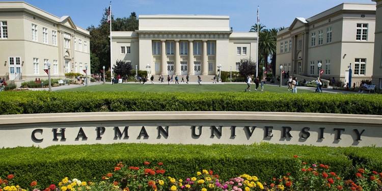 Escuelas y universidades en Orange california chapman university