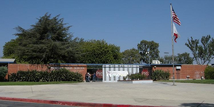 Escuelas y universidades en Pomona