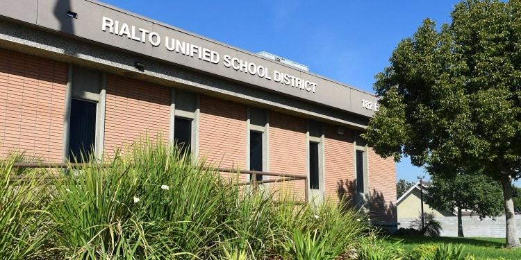 Escuelas y universidades en Rialto ca