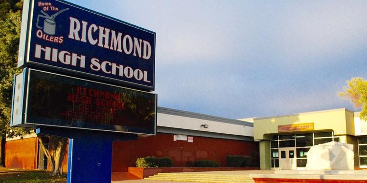Escuelas y universidades en Richmond CA