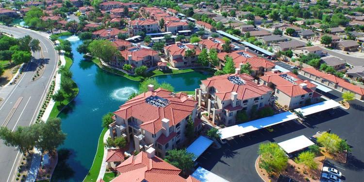 Mejores lugares donde vivir en Glendale