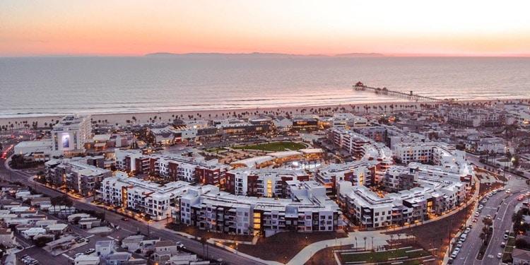 Mejores lugares donde vivir en Huntington Beach CA
