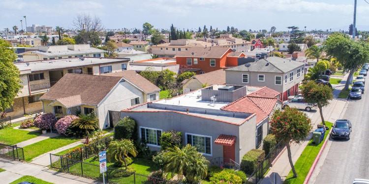 Mejores lugares donde vivir en Inglewood California