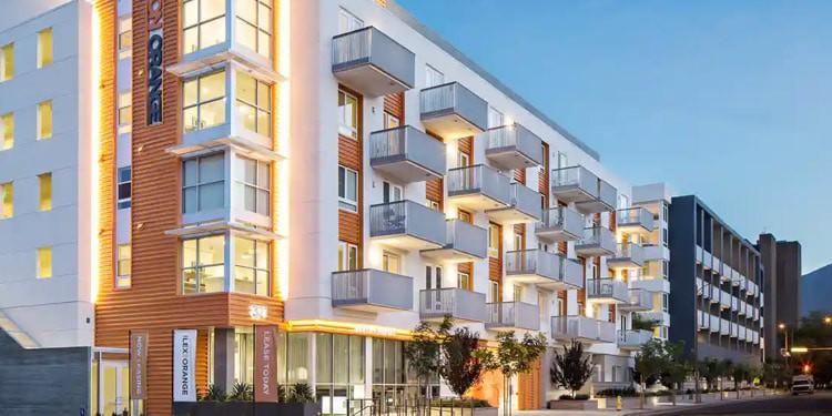 Mejores lugares donde vivir en Orange California