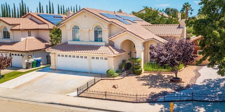 Mejores lugares donde vivir en Palmdale California