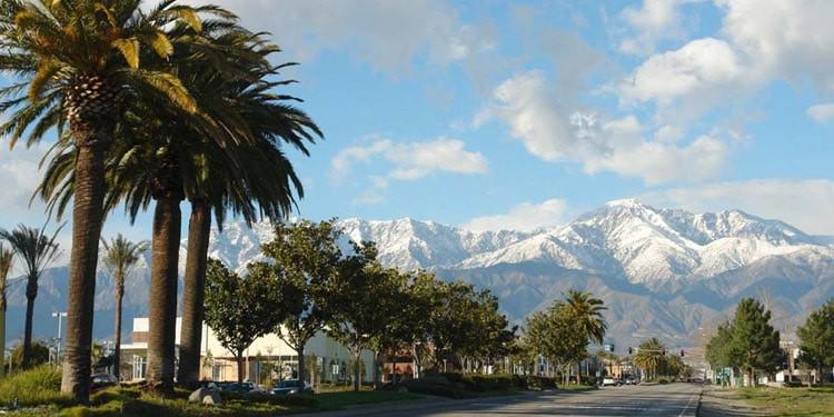 Mejores lugares donde vivir en Rancho Cucamonga