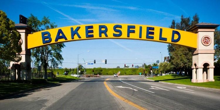 Trafico y transporte en Bakersfield