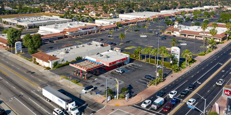 Trafico y transporte en Moreno Valley CA