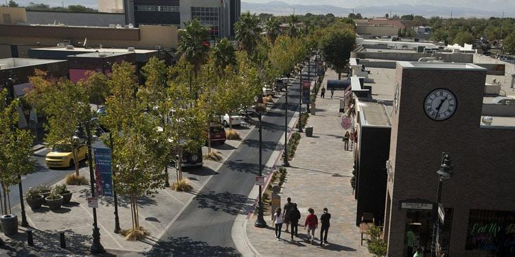 Trafico y transporte en Palmdale
