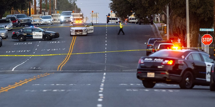 crimen en rialto california
