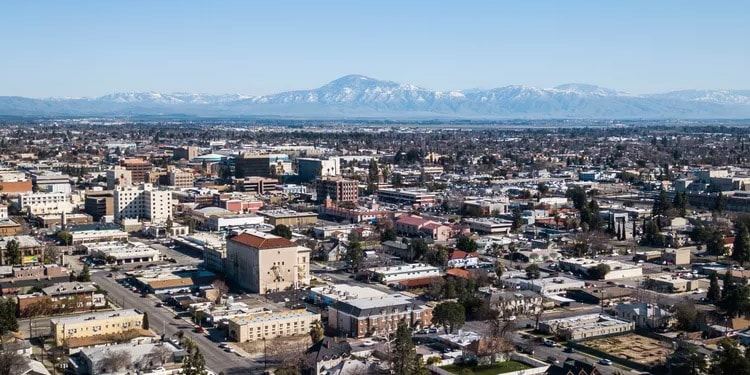 vivir en Bakersfield California