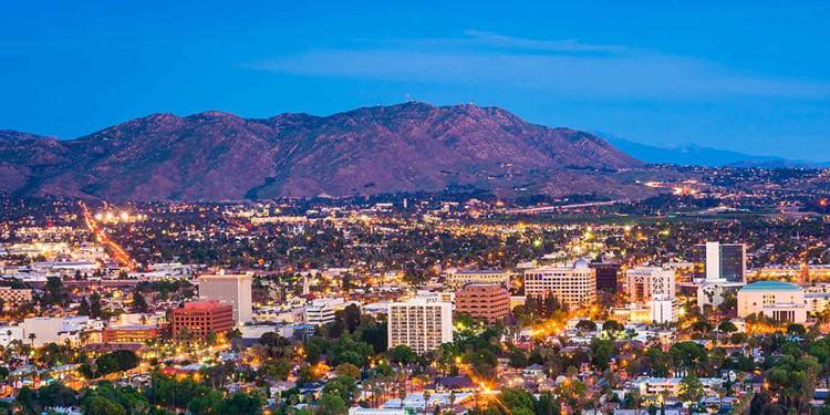 vivir en Fontana, California