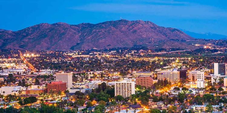 vivir en Riverside California