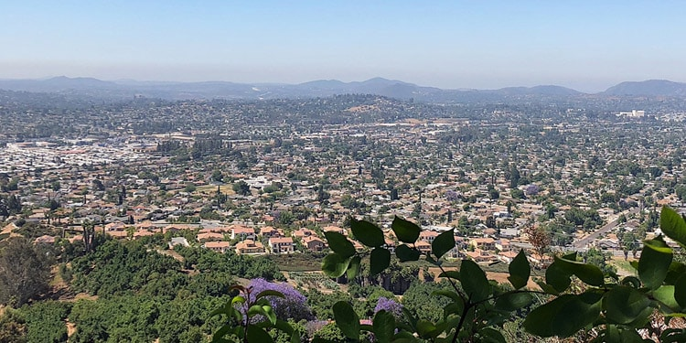 vivir en escondido california