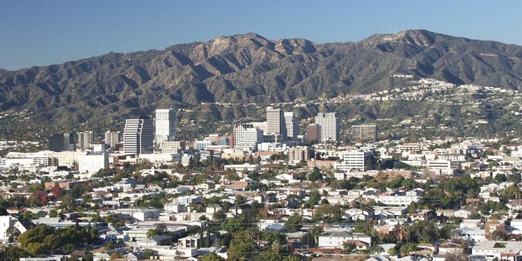 vivir en glendale california