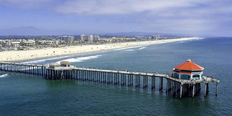 vivir en huntington beach california