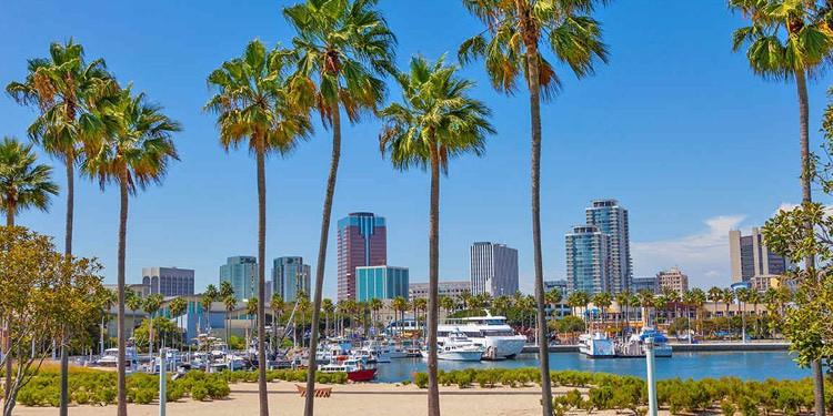 vivir en long beach california