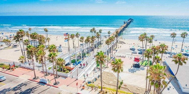 Entretenimiento y cosas que hacer en Oceanside California