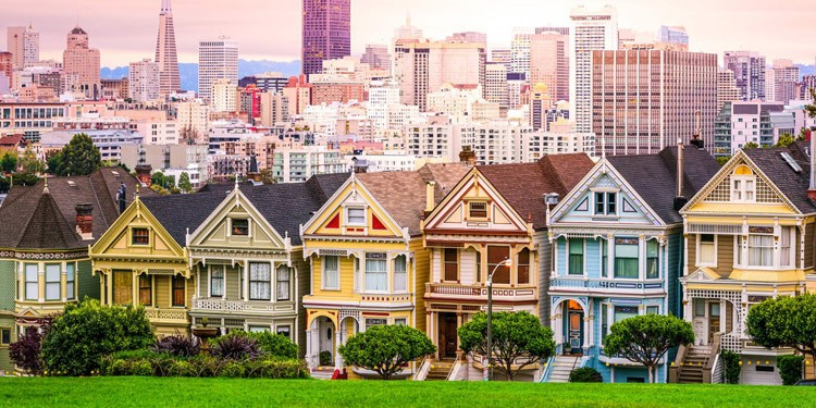 Gastos de vivienda San Francisco California