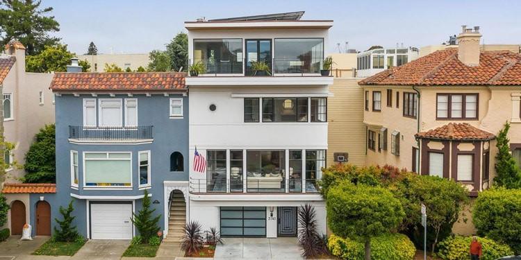 Marina San Francisco California