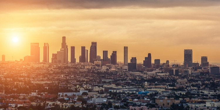 Mejores lugares donde vivir en Los Angeles