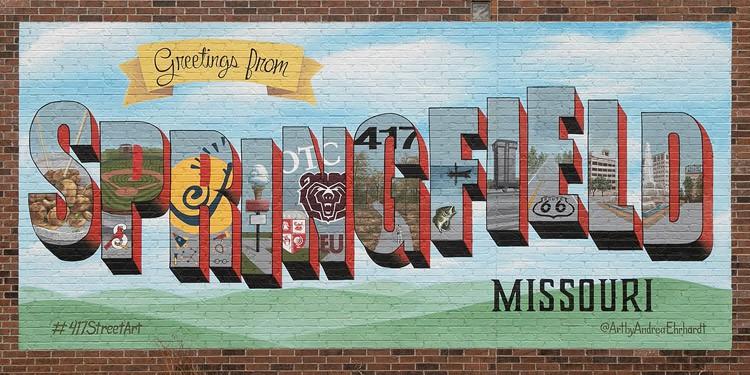 Mejores lugares donde vivir en Springfield