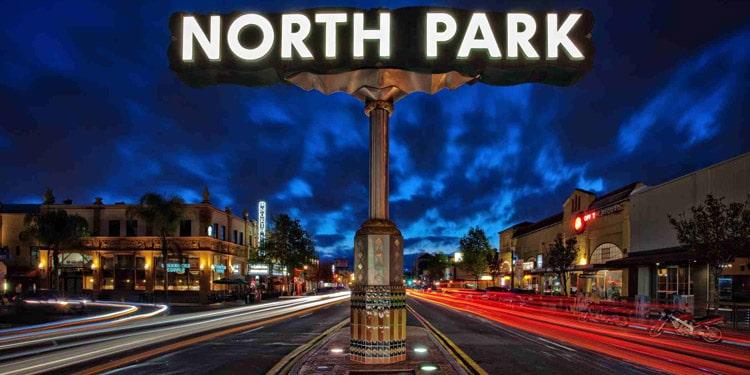 North Park vivir en San Diego