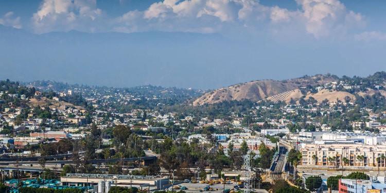 Northeast Los Angeles Noreste de Los Angeles