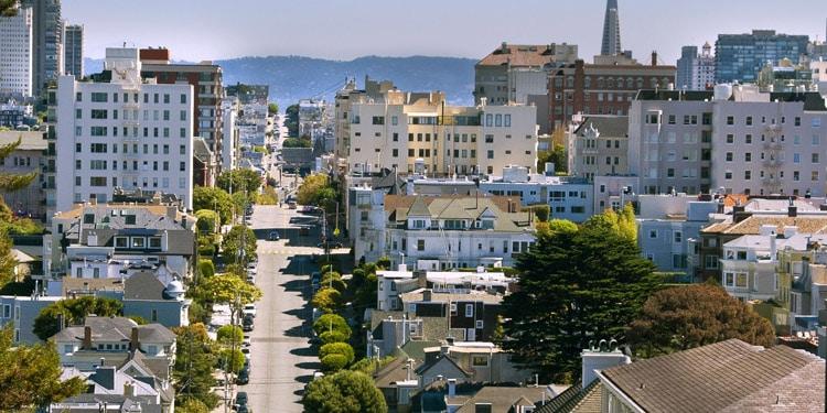 Presidio Heights San Francisco California