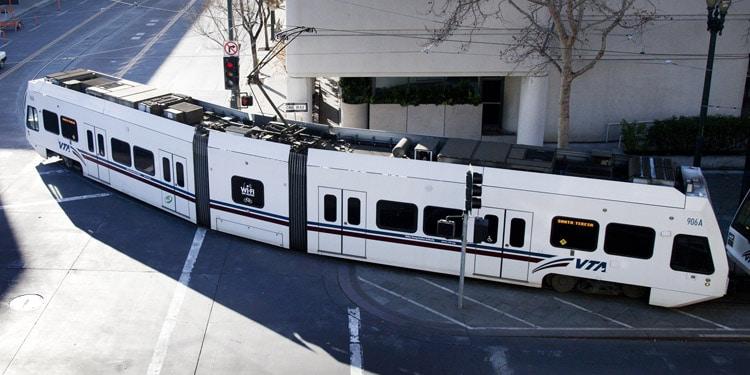 Trafico y transporte en San Jose California