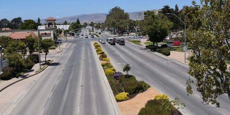 Trafico y transporte en Santa Maria