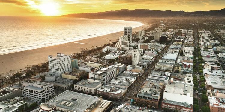 West Los Angeles Oeste de Los Angeles