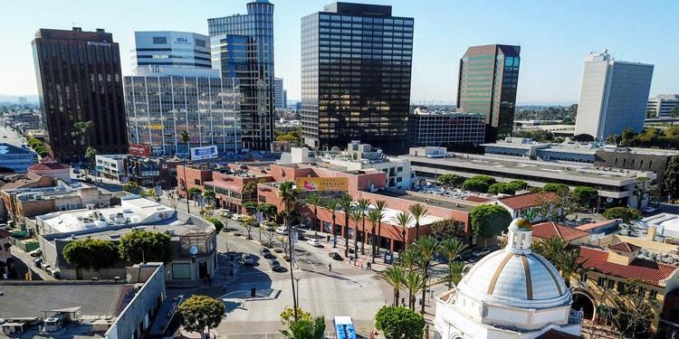 Westwood Los Angeles California