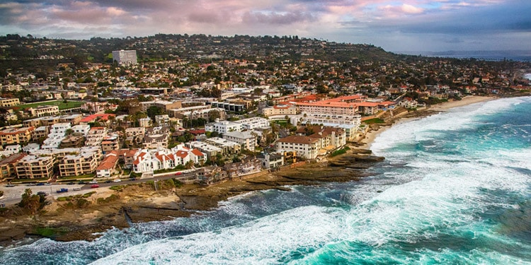 la Jolla vivir en San Diego California