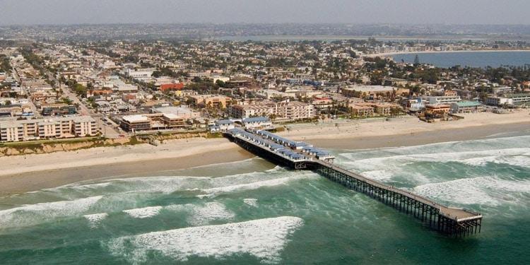 pacific beach san diego California