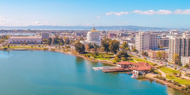 vivir en Lake Merritt Oakland California