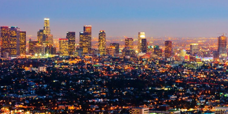 vivir en Los Angeles California