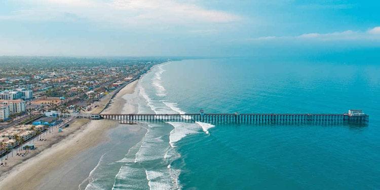 vivir en Oceanside California