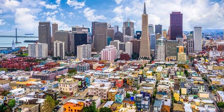 vivir en San Francisco California