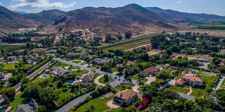 vivir en Santa Rosa California