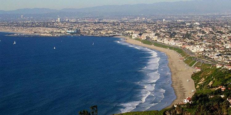 vivir en Torrance California
