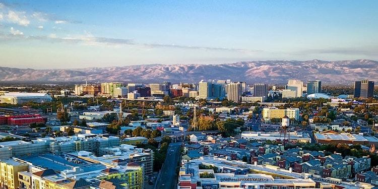 vivir en san jose california CA