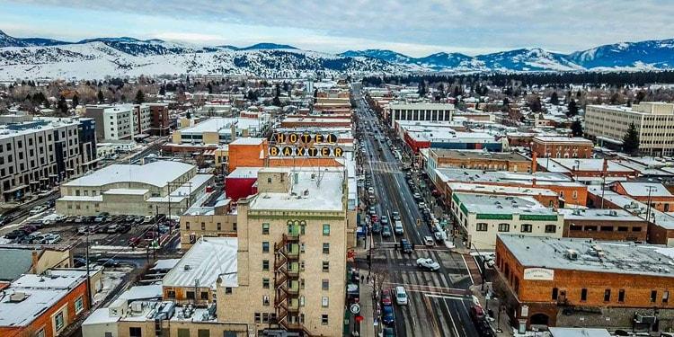 Bozeman ciudades mas economicas Montana