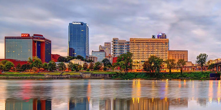 Ciudades mas economicas de Arkansas