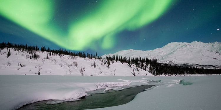 Clima de Alaska