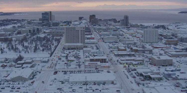 Clima de Anchorage AK